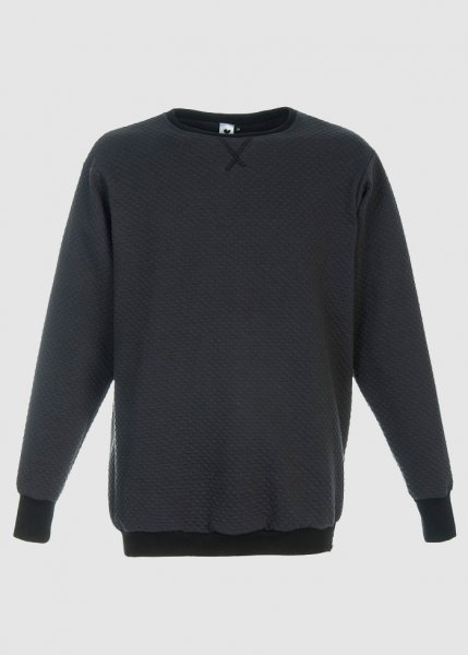 Sweater Steve Anthrazit (unisex) from Greenality