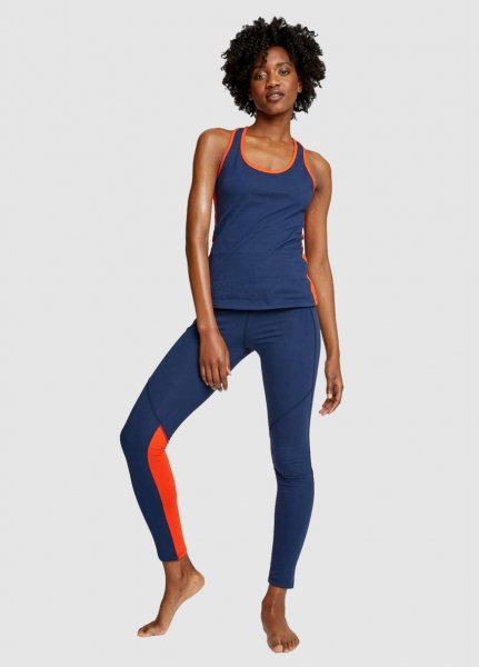 Yoga Colourblock Leggings from Greenality