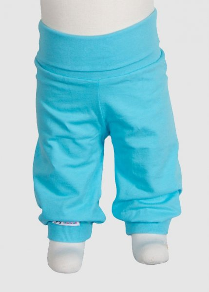 Jersey Babypants Light Turquoise from Greenality