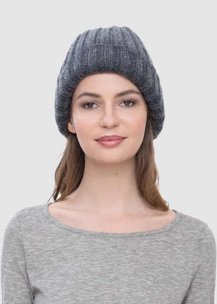 Beverly Beany Silver Grey from Greenality