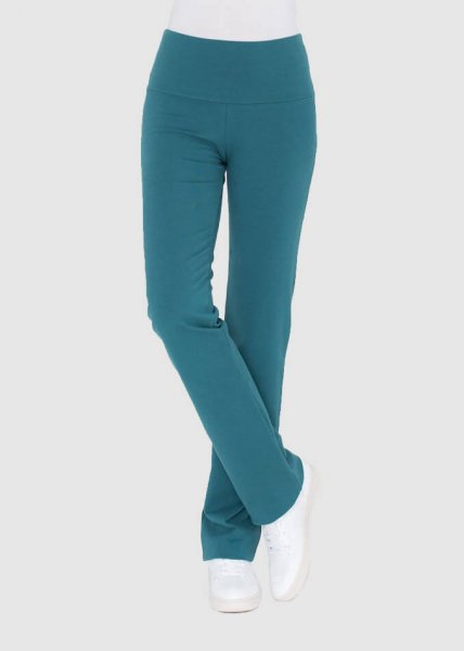 Halle Trousers Emerald from Greenality