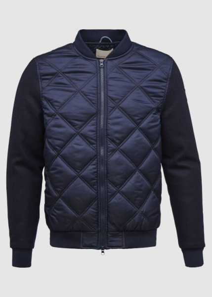 Bomber Jacket Wool Sleeves from Greenality