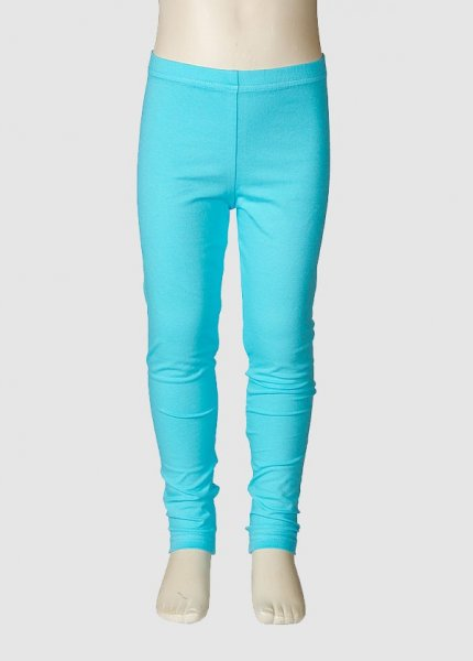 Leggings Plane Light Turquoise from Greenality