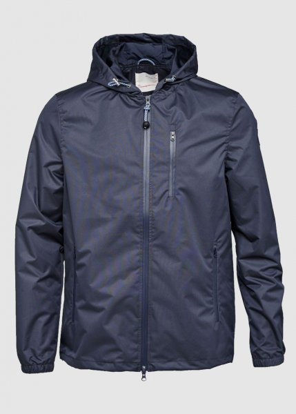 Functional Hood Jacket Total Eclipse from Greenality