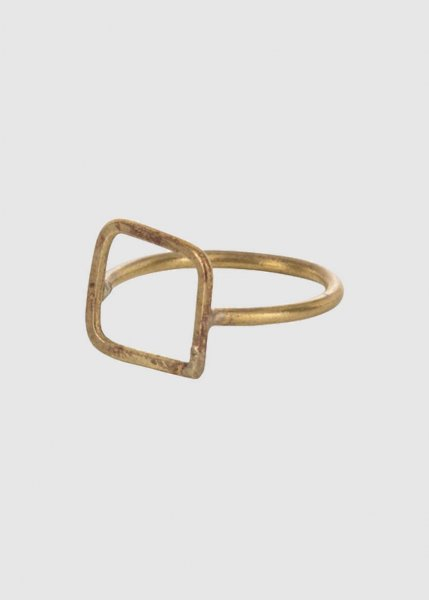 Square Ring Brass from Greenality