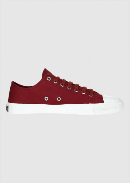 Fair Trainer White Cap Lo Cut Collection True Blood Just White from Greenality