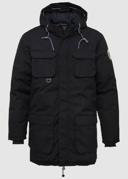 Heavy Parka Jacket Total Eclipse from Greenality