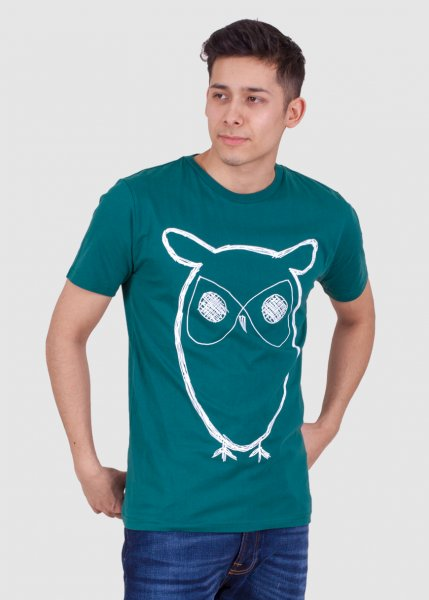 Single Jersey With Owl Print Baybarry from Greenality