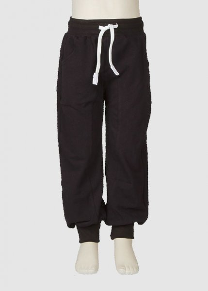 Baggypants Plain Black from Greenality