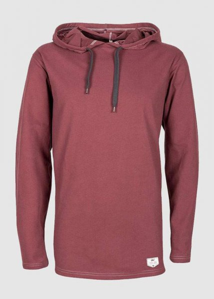 Lightweight Hoody Red from Greenality