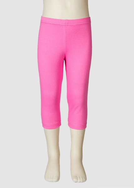 Leggings Plain Pink from Greenality