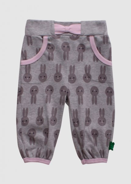 Bunny Pants Grey from Greenality