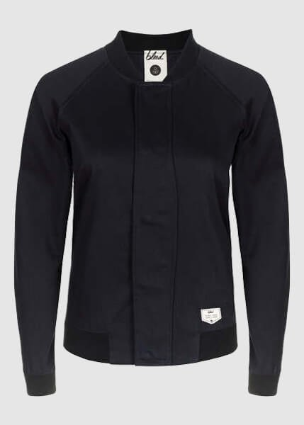 Bleed Shore Club Jacket Dark Blue from Greenality