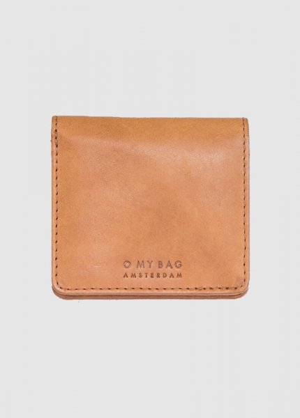 Alex Foldover Wallet Eco Classic Camel from Greenality