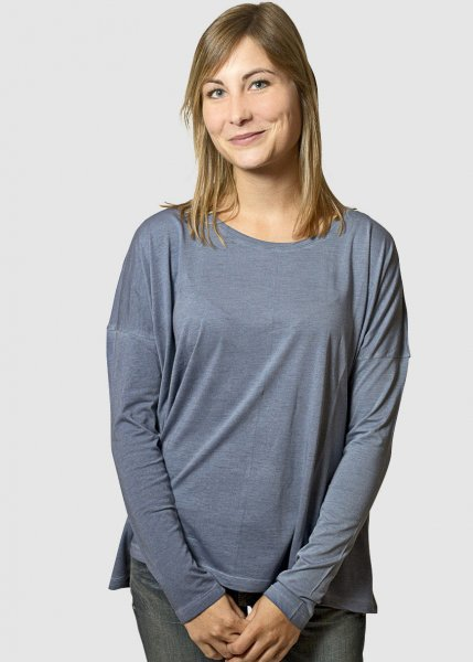 Square Tee Mal Tinto Peacoat from Greenality
