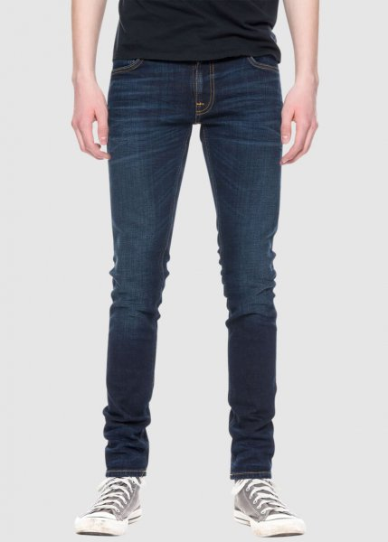 Skinny Lin Dark Blue Authentic from Greenality