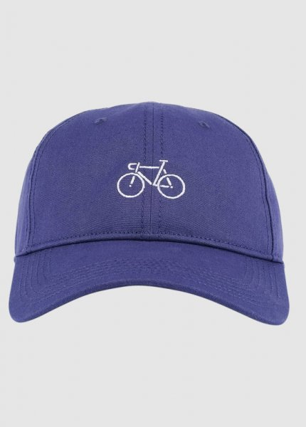 Sport Cap Picto Bike Navy from Greenality
