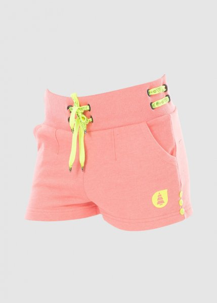 City 3 Women Short Coral from Greenality