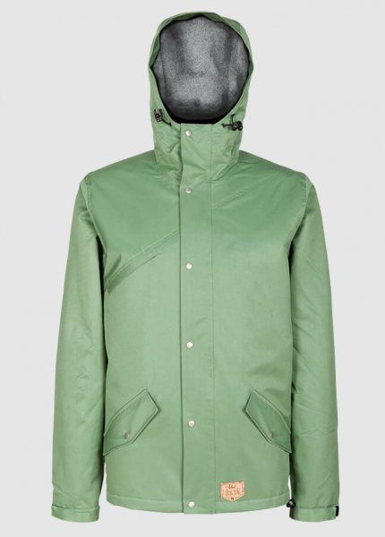Functional Parka Olive from Greenality